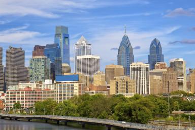 Near Philadelphia