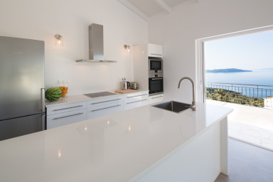 Villa Koumaria, a small corner of paradise overlooking the Ionian Sea
