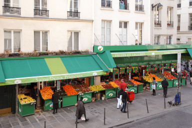 Faubourg St. Denis
