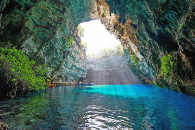 Caves to discover