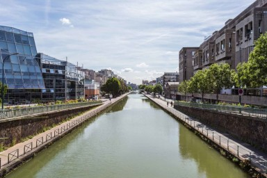 Pantin (Paris area)