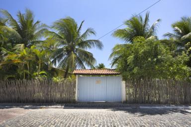 luxury villa holidays in Taiba - Entrance - A Vida é Um Carnaval