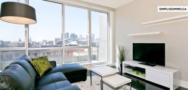 Appartement meublé 1 chambre à louer, Solano phase 4