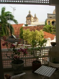 Charming 2 Bedroom Apartment in the Heart of the Old City Cartagena
