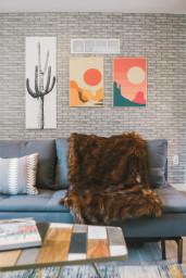 Mod & Artsy 2BR/1BA En-Suite in Phoenix