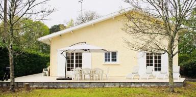 Belle maison familiale a 300 m de la plage