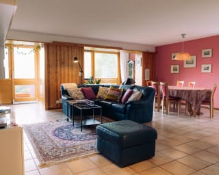 Apartment in the mountain village of Leukerbad
