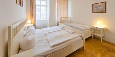 PragueStars White Swan Apartment 10