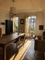 Appartement Léon / Magnifique appartement au style haussmannien