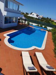 Villa Arrifana - Ensuite Bedroom