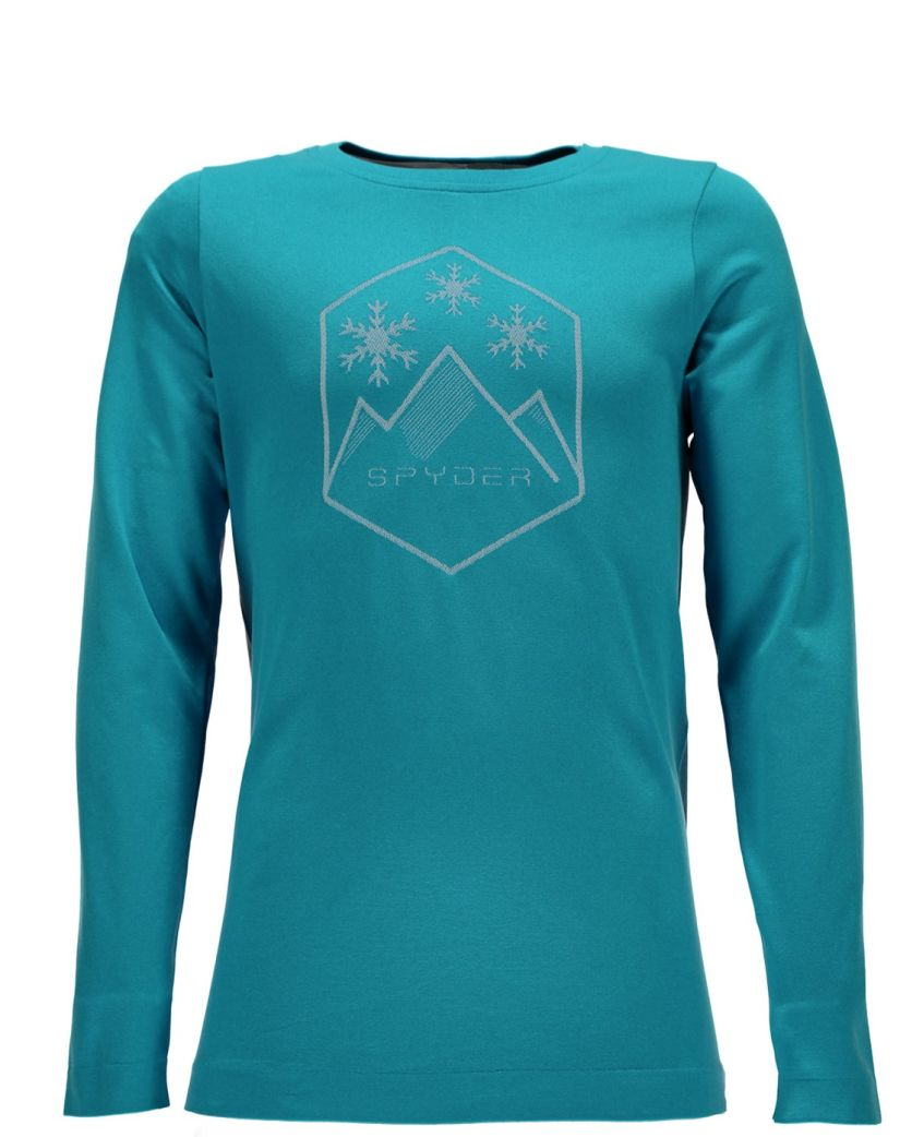 GIRLS' CREST (BOXED) TOP