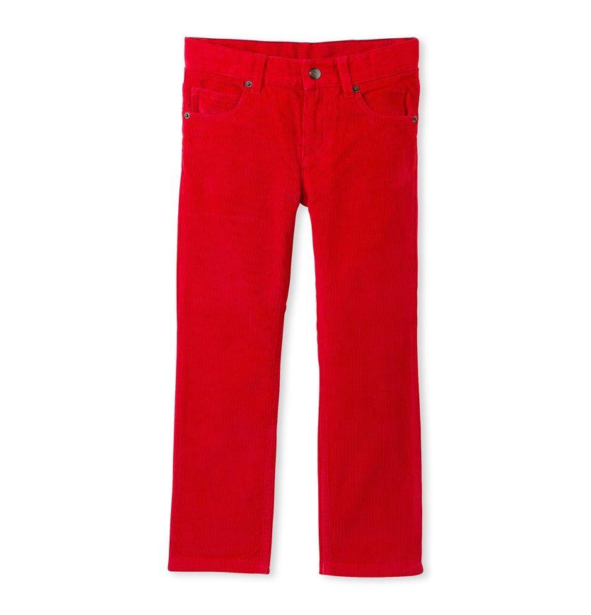 Boys' velour pants