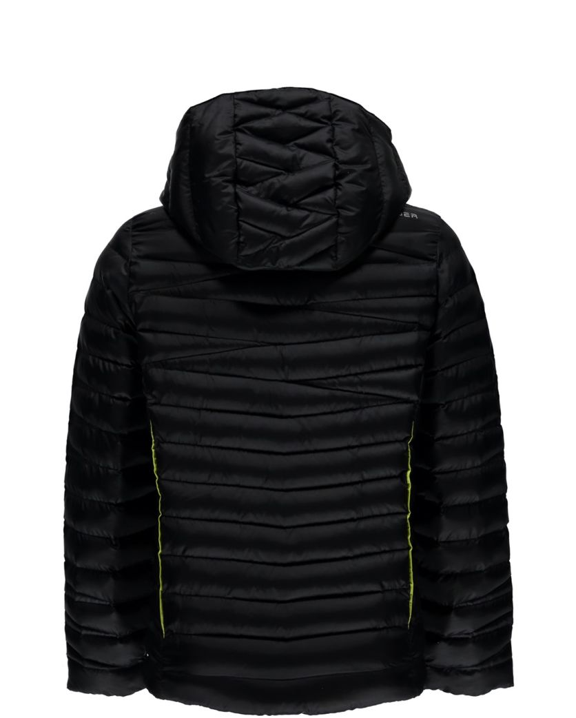 GIRLS' TIMELESS SYNTHETIC DOWN JACKET
