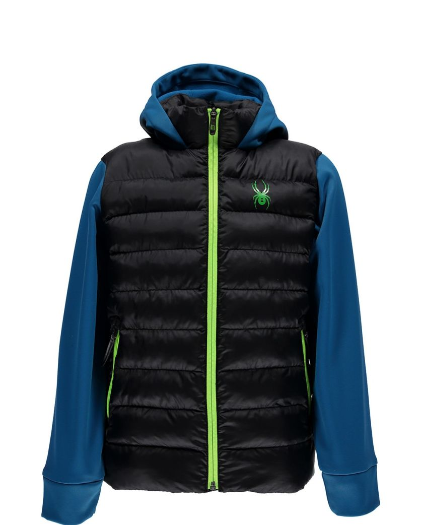 BOYS' MT. ELBERT SYNTHETIC DOWN JACKET