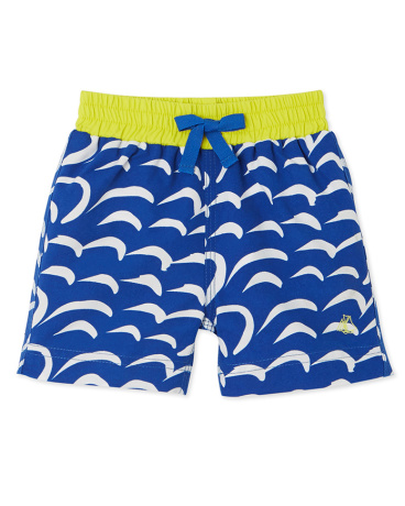 Baby boys' swim shorts