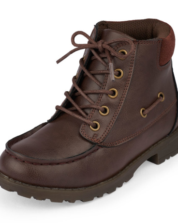 Boys Hi-Top Ranger Boot
