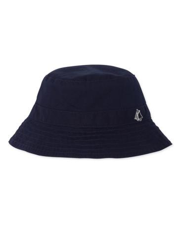 Baby boys' twill bucket hat