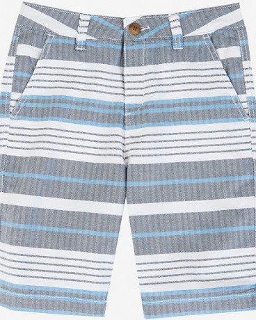 Little Boys' Herringbone Striped Short (2T-7)