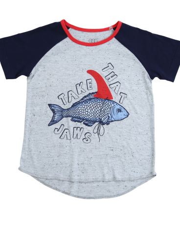 Deep Sea Fish Graphic Tee