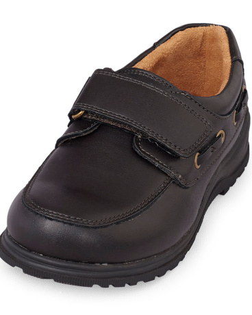 Toddler Boys Uniform RSVP Shoe