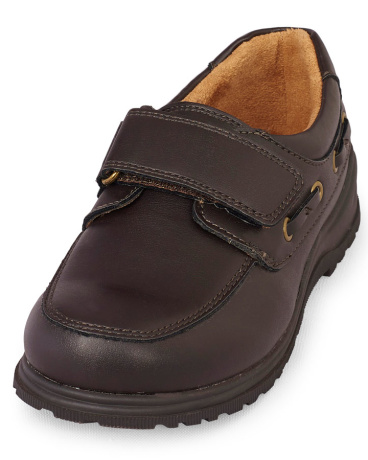 Boys Uniform RSVP Shoe