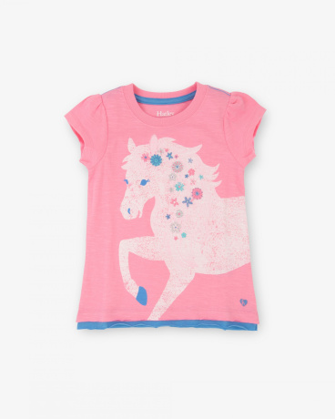 Pretty Horse Graphic Tee