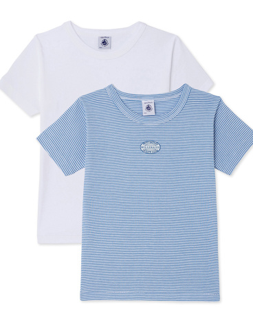 Pack of 2 boy's tees