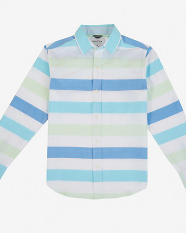 Little Boys' Striped Shirt (2T-7)