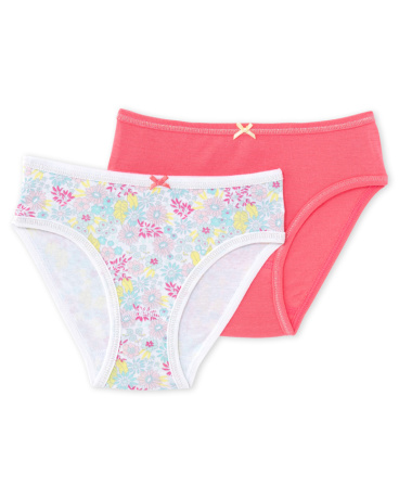 Pack of 2 girl's pants