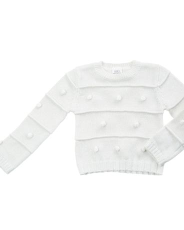 Mikah Metallic Sweater