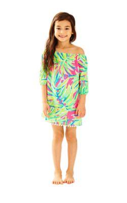 Girls Mini Enna Dress