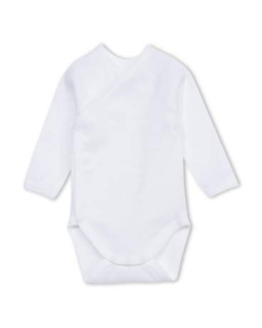 Babies' roll neck bodysuit