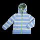 Reversible Cotton Jersey Zip Hoodie