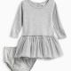 Baby Girl Tutu Sweater Dress