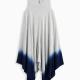 Girl Dip Dye Calf Length Dress