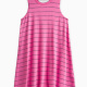 Girl Striped Modal Dress