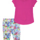 Baby Girl Floral Legging Set