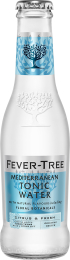 Fever Tree Mediterranean Tonic 24x20c
