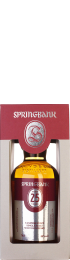 Springbank 25 years 2017 Single Malt 70cl