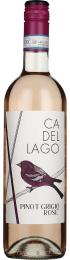 Ca Del Lago Rosé Pinot Grigio 75cl