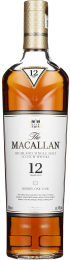 The Macallan 12 years Sherry Oak 70cl
