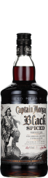 Captain Morgan Spiced Black 1ltr