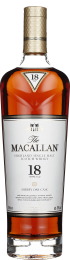The Macallan 18 years Sherry Oak 70cl