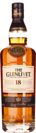 The Glenlivet 18 years Giftset 70cl