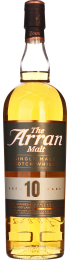 Arran 10 years Single Malt non filtered 1ltr