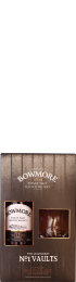 Bowmore 12 years Single Malt Giftset 70cl