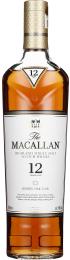 The Macallan 12 years Sherry Oak 70cl
