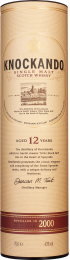 Knockando 12 years 2000 Single Malt 70cl
