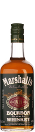 Marshall's Bourbon 70cl