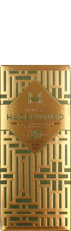 Hazelwood 25 years 50cl